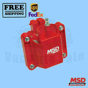Ignition Coil MSD for Chevrolet Caprice 85-1996