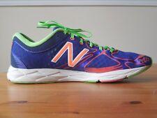 New Balance RC 1400 RevLite $110 Women's Running ShoeSize 10 Purple Orange Green