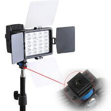 Professional Camcorder 12pcs LED LED-1040A digital Camera video led light lamp