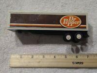 Vintage Tootsie Toy Dr Pepper Truck Trailer Tootsietoy 1970's