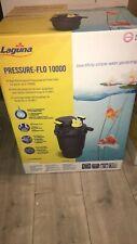 Laguna Pressure Flo UVC Easy Clean Pond Filter System
