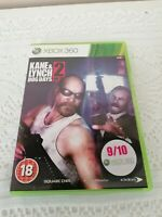 Xbox 360 Games KANE&LYNCH Dog Days 2 Complete With Manual Old School FREE P&P