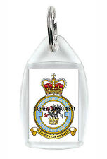 ROYAL AIR FORCE 1 SPECIALIST POLICE WING KEY RING (ACRYLIC)