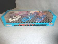 Hot Wheels NASCAR The Petty Racing Family 3 Generations Set 1/64 Diecast MINT