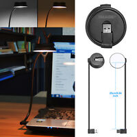 Portable USB Reading Lamp 3W LED Lights by Philips Notebook Laptop desk Lamp