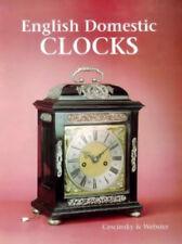 English Domestic Clocks, Cescinsky, 0902028375, New, (Antique Clocks)