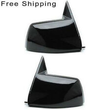 LH & RH Side Set Of 2 Manual Folding Non-Heated Mirror Fits C1500 C2500 C3500