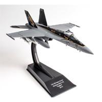 Hachette MU04 F/A-18E Super Hornet US Navy Air Fighters Scale 1:100