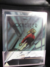 The Rocketeer Lenticular Magnet Blu-Ray Steelbook New Sealed Region Free Disney
