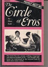 THE CIRCLE OF EROS ~ PENDULUM 0-131 1969 MAX FELL