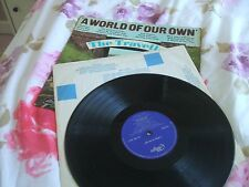 The Travellers, A World Of Our Own, Allegro Records