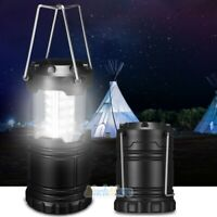 10000LM Portable Outdoor Waterproof Collapsible 30 LED Camping Lantern Tent Lamp