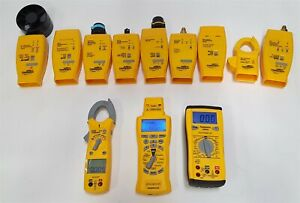 Fieldpiece HG3 HVAC/R Wireless Analyzer+AAV3+LT83A+AOX2+ATH4+ASX14+More Lot 13