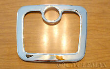 GOLDWING GL1800 Chrome Fuel Door Accent (45-1402) MADE BY ADD ON