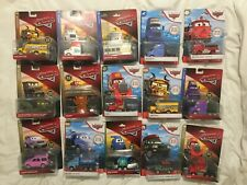 DISNEY PIXAR CARS 1 2 3 DELUXE CARDED NEW Diecast 1:55 TOKYO DRIFT PLANES BUNDLE