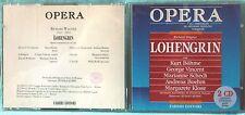 OPERA - RICHARD WAGNER - LOHENGRIN - 2 CD n.4020