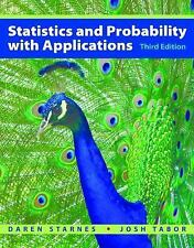 Statistics and Probability with Applications (High School) by Josh Tabor and...