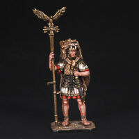 Tin Soldier, Aquilife of the Roman Legion. 1-2 centuries. AD Ancient Rome, 54 mm