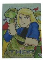 2013 Thor The Dark World Movie Artist Sketch Card (j)ay 1/1 Upper Deck Mighty UD