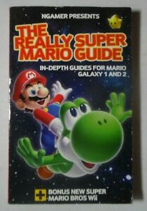 NGAMER PRESENTS THE REALLY SUPER MARIO GUIDE IN-DEPTH FOR MARIO GALAXY 1 & 2