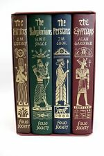 EMPIRES OF THE ANCIENT NEAR EAST (FOUR VOLUMES) - Saggs, H.W.F. & Gardiner, Alan