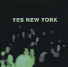 Yes New York  - Various Artists   (CD)   ***Brand New***  Strokes Rapture LCD
