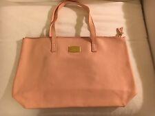 JOY Mangano Genuine Leather Tote Bag w/ RFID Clutch, Laptop Bag, Whiskey - new