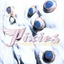 THE PIXIES - TROMPE LE MONDE (CD,1991, Elektra) + BONUS DISC (Surfer Rosa!)