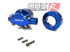 OBX Hex Drive Fuel Pump 4500 lbs / hr 5000HP Gas 2500HP Methanol Blue
