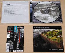 ANDROMEDA - THE IMMUNITY ZONE, ORG 2008 JAPAN CD + OBI, PROGRESSIVE METAL