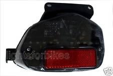 LED Rücklicht Heckleuchte schwarz Suzuki GSXR GSX R 1000 K1 K2 smoked tail light