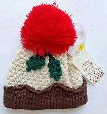 Baby's Winter Hat - Size 1 Month - Christmas Gift - Brand New