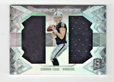 CONNOR COOK NFL 2016 PANINI SPECTRA RISING ROOKIE MATERIAL /199 (OAKLAND RAIDERS