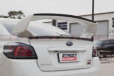 RWN Style Low-Profile Trunk Spoiler For 2015-2020 Subaru WRX/STI (GLOSS BLACK)