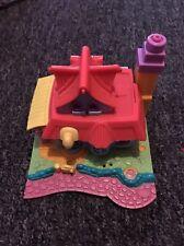 Vintage Bluebird Polly Pocket Pink house