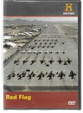 History Channel RED FLAG Training Excercises, Nellis AFB, USAF Top Gun NEW DVD