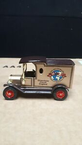 Matchbox Models Of Yesteryear Y12 1912 Model T Ford Silverstone Circuit England