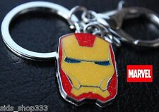 Marvel Comics IRON MAN The Avengers Movie Metal Key chain cosplay