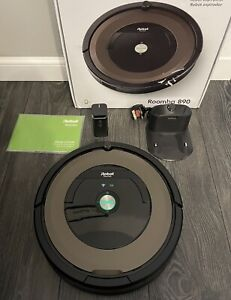iRobot Roomba 890 Robotic Vacuum, Wi-Fi App, Excellent Condition (NO RESERVE)