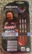 Unicorn Phil Taylor 22g Silverstar Tungsten Darts