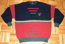 Brooks Brothers Sweater Vintage Yacht Club de France Colorblock Knit Italy Large