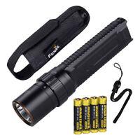 Fenix LD42 1000 Lumen Flashlight with 4x AA Batteries