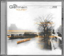 CD ALBUM 9 TITRES--ST.GERMAIN--TOURIST--2000