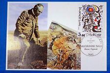 SALVADOR DALI  CPA Carte Postale Maximum Yt 2067 GF