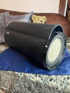 SAS Bazooka Speaker size 8 vintage old school sub