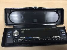 NEW Clarion CD Player Face plate DCP-477 For DXZ645MP With Carrying Case
