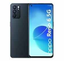 "Cellulare Smartphone OPPO Reno 6 5G Dual Sim 6,4"" 128GB+8GB RAM Stellar Black"