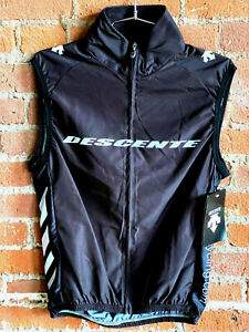Cycling Descente Wind Vest Men's Medium NEW  !!!