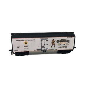 HO Custom Lettered Beer Reefer Car- Old Ranger Premium Beer - Hornell Brewing Co