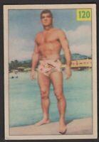 1955 Parkhurst Wrestling #120 Gino Garibaldi